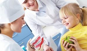 Уход за зубами и профилактика кариеса у детей после 7 лет