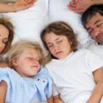 Гигиена сна: сколько сна действительно нужно детям?