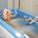 Как действуют на организм радоновые ванны